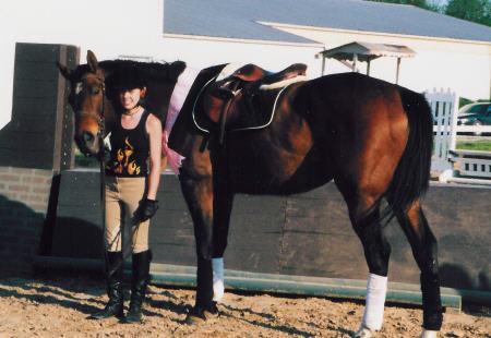 Equitation Classic Finals, April 2001