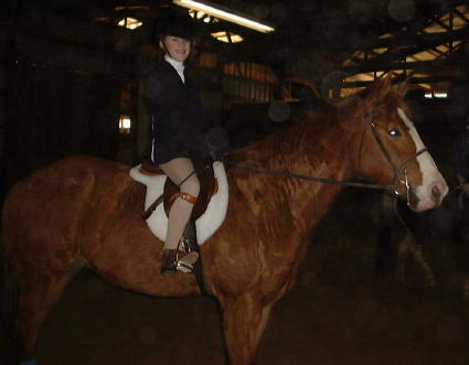 Winter Seriew show with Lesley Quillen