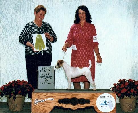 Foxy's winner picture