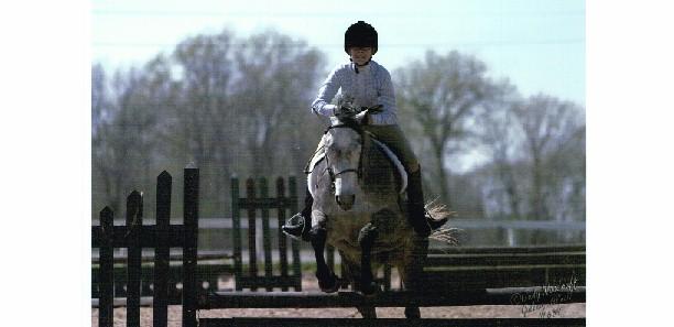 April 2003 with Laura Burgett