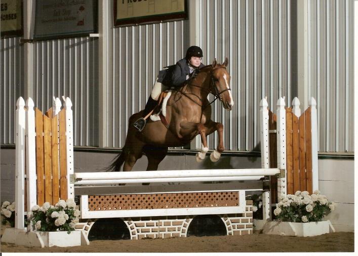 Grand Champion - A/A 18-35, Jan 3-6, 2008