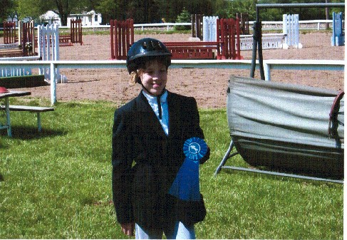 Sara VanIseghem - winner